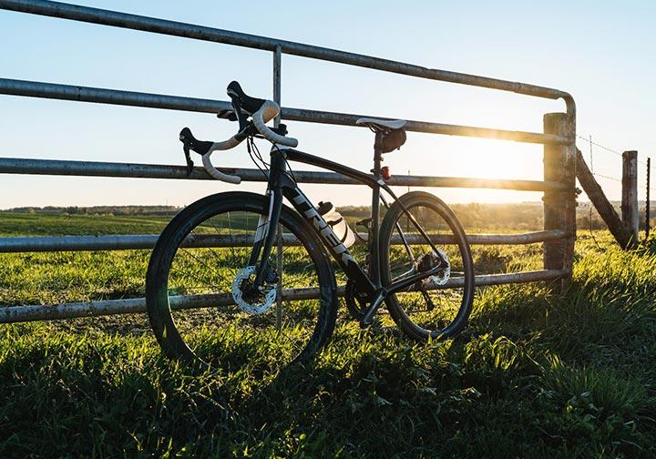 サイクリングコースの探し方