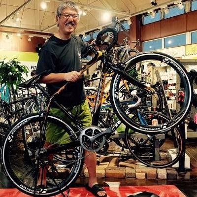 【自転車夢中人 VOL.1 】ご夫婦で自転車を楽しまれている人生の達人 菅様