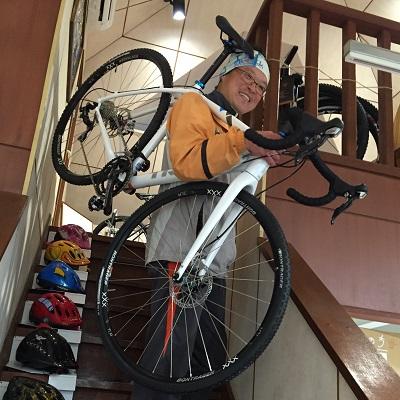 【自転車夢中人 VOL.2 】ディープな自転車の遊びを知り尽くした達人 加藤様(カトータイチョー)