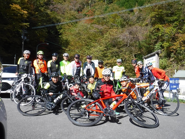 【ホッとモーニングライド】10/21フォトレポ・旧寒風山トンネルへ行こう!