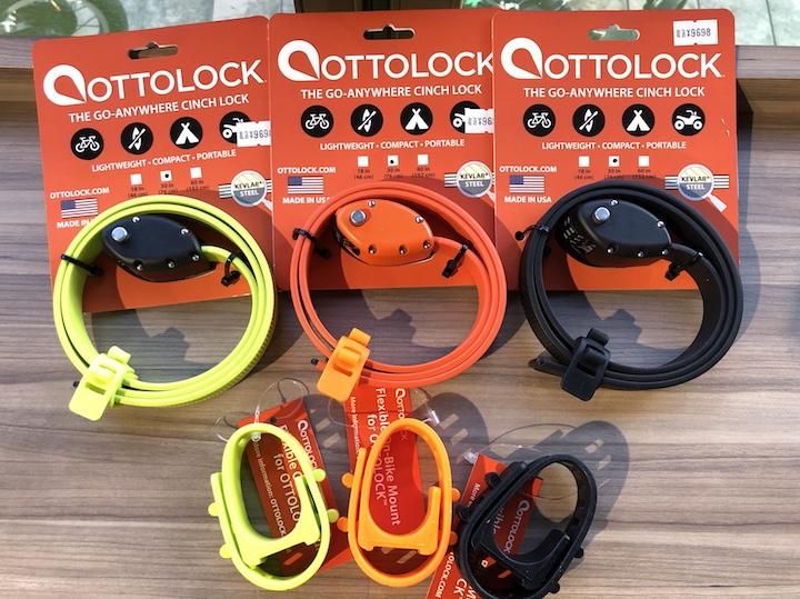 頑丈・軽量・デザイン性良し!OTTOLOCK(オットーロック)取り扱い始めました。