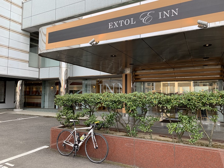 サイクリストに優しい宿に泊まって四国をサイクリング!