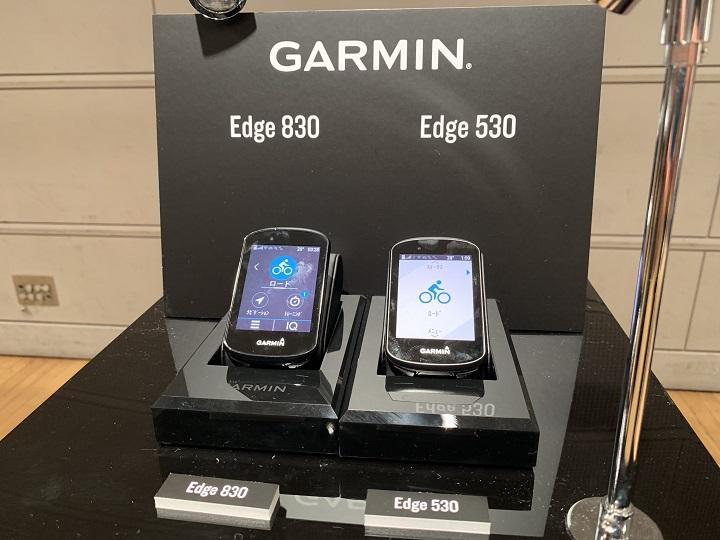 【GARMIN Edge830】新機能、実験ライドをして来ました!
