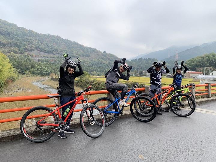 【グラベルライド】身近で実は行った事がなかった場所を自転車巡り