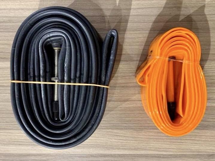 【Tubolito】シクロやグラベルバイク用・極太タイヤのチューブはかさ張る&重い・・いえいえ!耐久性も高くコンパクトで軽いチューブがこちら…