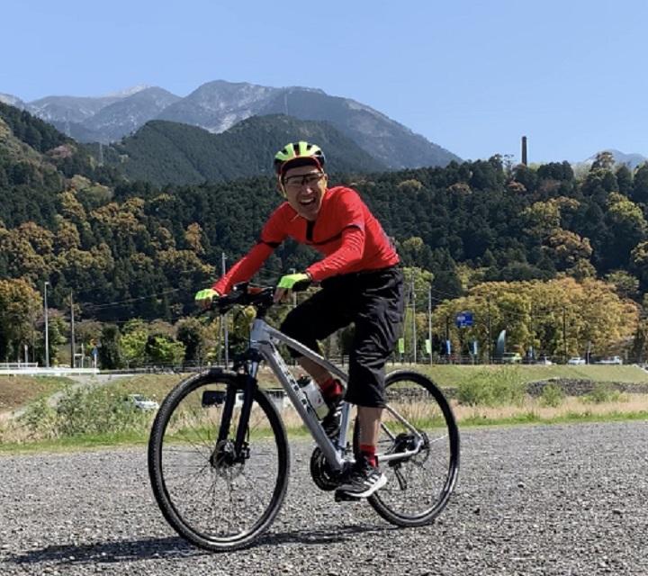 【クロスバイク(Dual Sport 3)新居浜市のんびりサイクリング】街中をエンジョイ♪