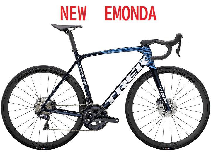 【新しいTREK最速のヒルクライムバイク】EMONDA※試乗車EMONDA SL6 Disc Pro用意出来ました。