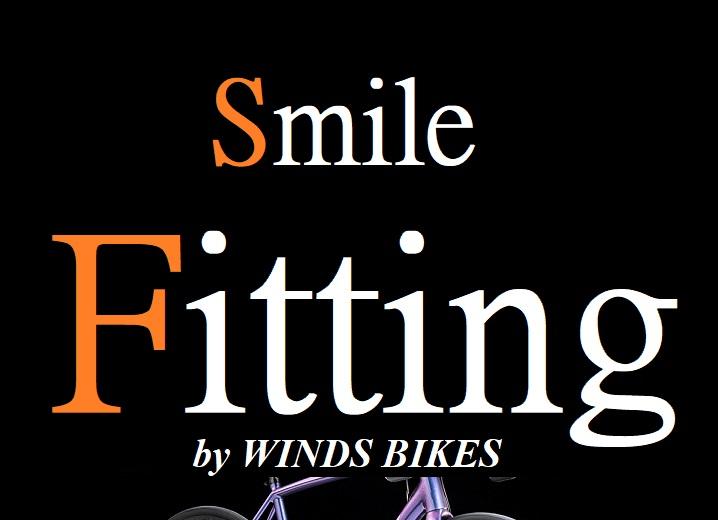 【Smile Fitting】W様より感想をいただきました!お悩みを解決し、ライドが楽しくなるお手伝い♪