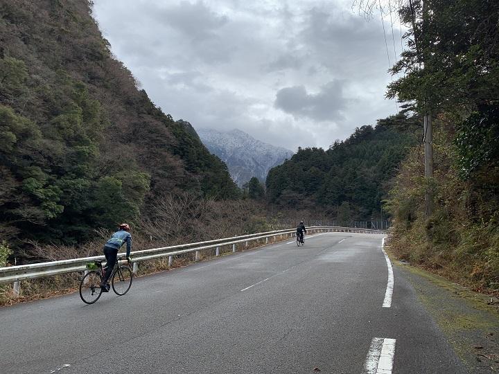 【ホッとモーニングライド】日本一美しいコンクリートアーチ橋へ渡り初め